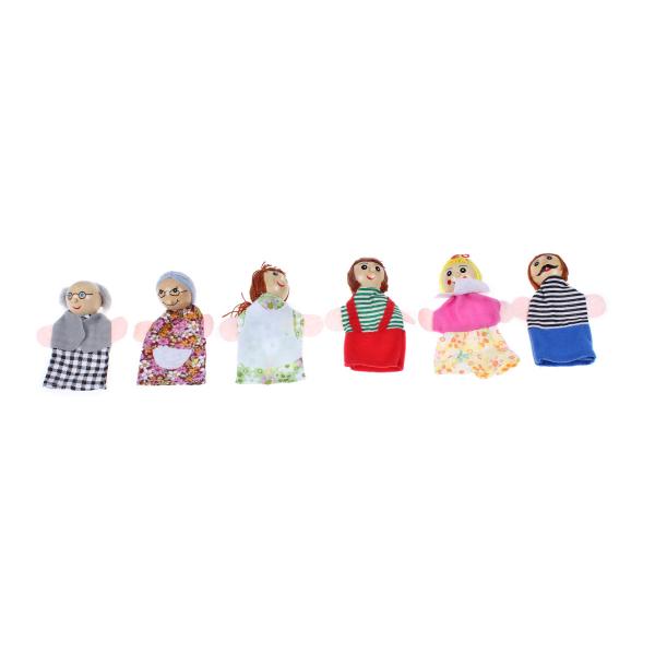 Детский пальчиковый кукольный театр «СЕМЬЯ»